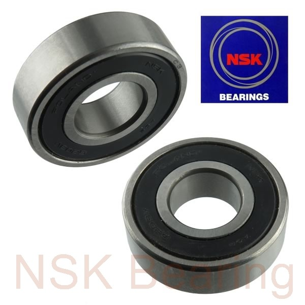 NSK 55BNR19X angular contact ball bearings