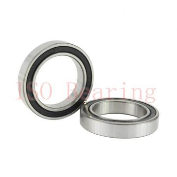 ISO 3211 ZZ angular contact ball bearings