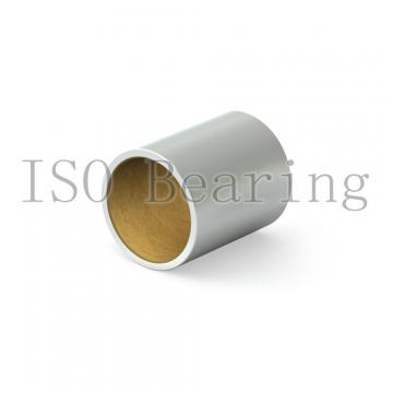 ISO GE60FO-2RS plain bearings