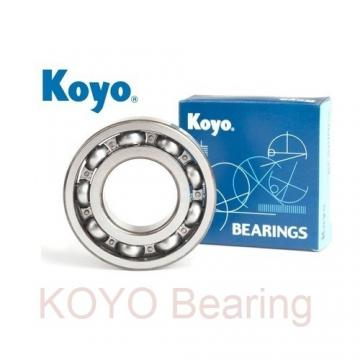 KOYO 23280RHA spherical roller bearings