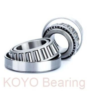 KOYO JC34 cylindrical roller bearings