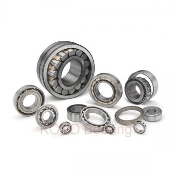 KOYO HAR010 angular contact ball bearings