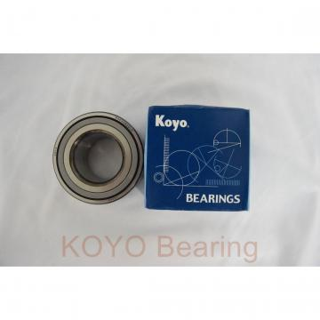 KOYO NJ318 cylindrical roller bearings