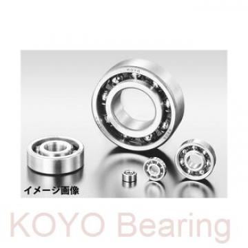 KOYO KGC180 deep groove ball bearings