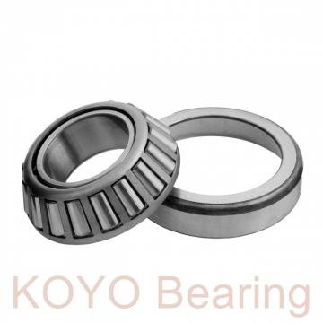 KOYO 7217B angular contact ball bearings
