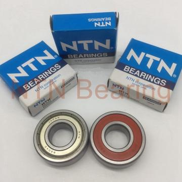 NTN 4T-661/653 tapered roller bearings